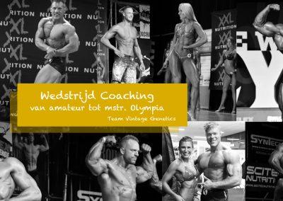 Wedstrijd Coaching 2